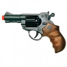 Edison Игрушечный Пистолет с пульками и мишенью Champions-Line Supertarget