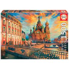 Educa Пазл Санкт-Петербург (1500 деталей)