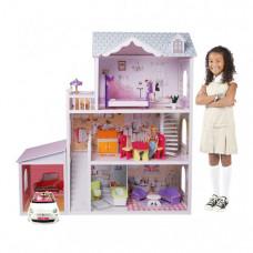 Edufun Кукольный дом с мебелью EF4108