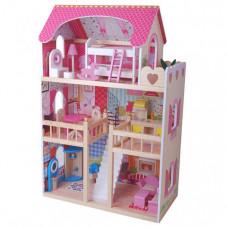 Edufun Кукольный дом с мебелью EF4109