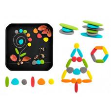 EDX Education Набор Junior Радужные камешки Природные цвета