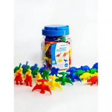 EDX Education Счетный материал Динозавры
