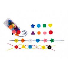 EDX Education Счетный материал Пуговицы большие, цветные