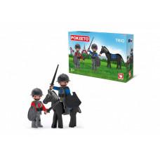 Efko Два рыцаря и конь 8 см