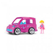 Efko Городской автомобиль с водителем