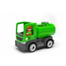 Efko Городской грузовик с цистерной и водителем