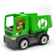 Efko Городской грузовик самосвал с водителем