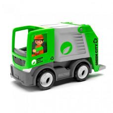 Efko Городской мусоровоз с водителем