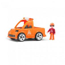 Efko Игровой набор Автомобиль дорожной службы с водителем