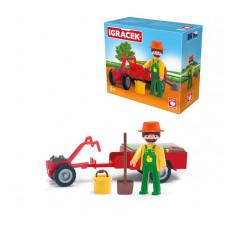 Efko Игровой набор Фермер с аксессуарами