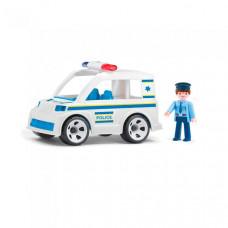 Efko Полицейский автомобиль с водителем