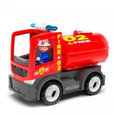 Efko Пожарный грузовик с цистерной и водителем
