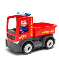Efko Пожарный грузовик с водителем