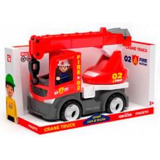 Efko Пожарный кран с фигуркой водителя