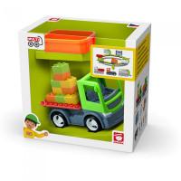 Efko Строительная платформа с кубиками и сменным кузовом Вертикальная упаковка
