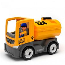 Efko Строительный грузовик-цистерна с водителем