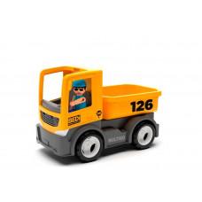 Efko Строительный грузовик с водителем