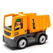 Efko Строительный грузовик-самосвал с водителем