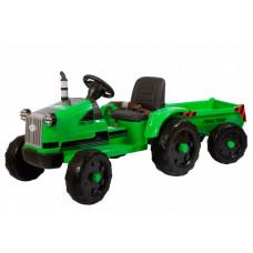 Электромобиль Barty Детский трактор с прицепом TR 55