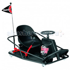 Электромобиль Razor дрифт-карт Crazy Cart XL