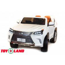 Электромобиль Toyland Джип Lexus LX 570