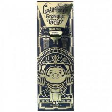 Elizavecca Hell Pore Longolongo gold Маска пленка для лица с золотом 100 мл