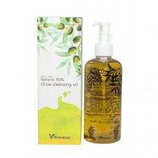 Elizavecca Natural 90% Гидрофильное масло с натуральным маслом оливы 300 мл