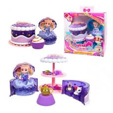 Emco Cupcake Surprise Набор Чайная вечеринка с куклой-капкейк и питомцем