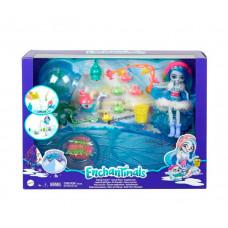 Enchantimals Игровой набор Рыбалка на льду