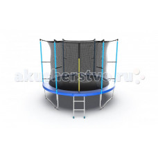 EVO Jump Батут Internal с внутренней сеткой и лестницей 10ft