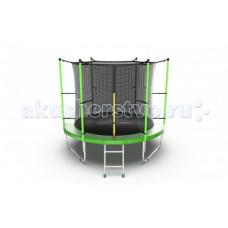 EVO Jump Батут Internal с внутренней сеткой и лестницей 8ft