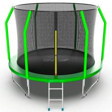 EVO Jump Батут с внутренней сеткой и лестницей 10ft evojumpcos
