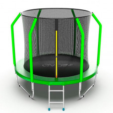 EVO Jump Батут с внутренней сеткой и лестницей 8ft evojumpcos