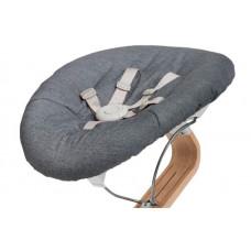 Evomove Кресло-шезлонг Baby для стула Nomi (основание белое)