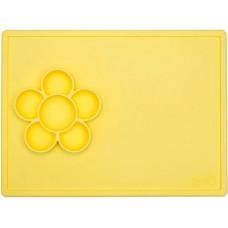 Ezpz Низкая тарелка-цветочек Play Mat