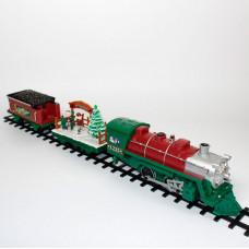 Eztec Новогодняя железная дорога Santa Express (41 часть)