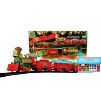 Eztec Железная дорога Christmas Train 53 части