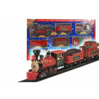 Eztec Железная дорога North Pole Express Train Set 22 части