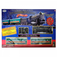 Eztec Железная дорога North Pole Express Trein Set (29 деталей)