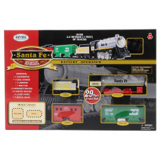 Eztec Железная дорога Santa Fe Special Train Set 29 частей