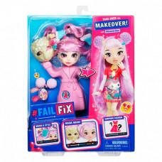 FailFix Игровой набор Кукла 2в1 Кавай Кьюти с аксессуарами