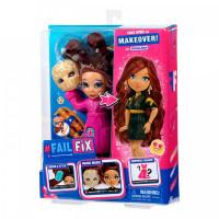 FailFix Игровой набор Кукла 2в1 Лавс Глэм с аксессуарами