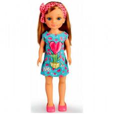 Famosa Кукла Нэнси модница в голубом платье