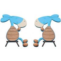 Feretti Аппликация для шкафа Feretti Lazy Donkey