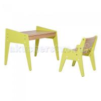 FunDesk Детская парта со стулом Omino