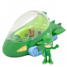 Герои в масках (PJ Masks) Игровой набор со светом и звуком Геккомобиль