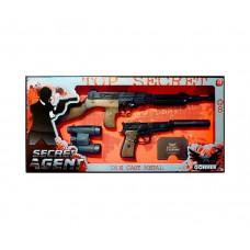 Gonher Набор игрушечного оружия Секретный агент