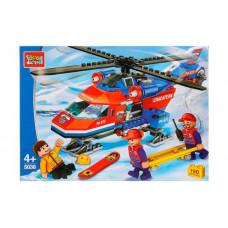 Город мастеров Вертолет горных спасателей (190 деталей)