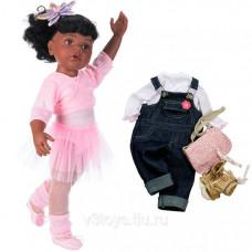 Gotz Кукла Ханна Балерина афро-американка 50 см
