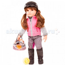 Gotz Кукла Ханна наездница брюнетка 50 см